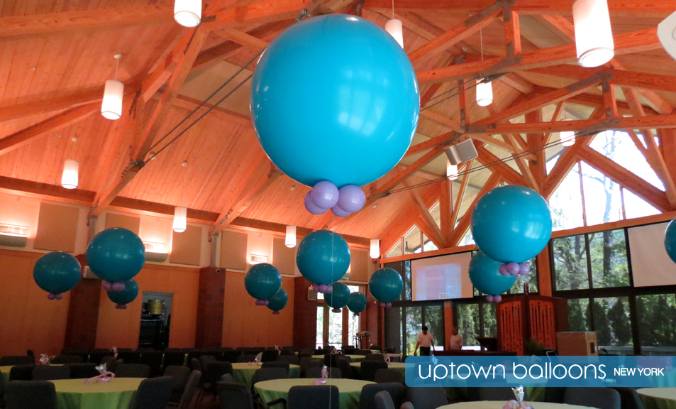 balloon centerpiece10