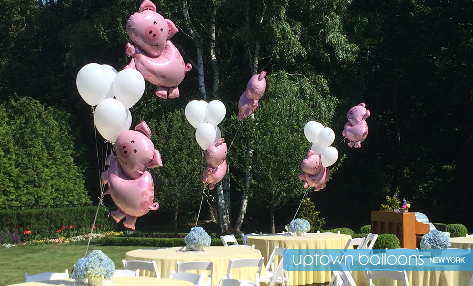 balloon centerpiece22