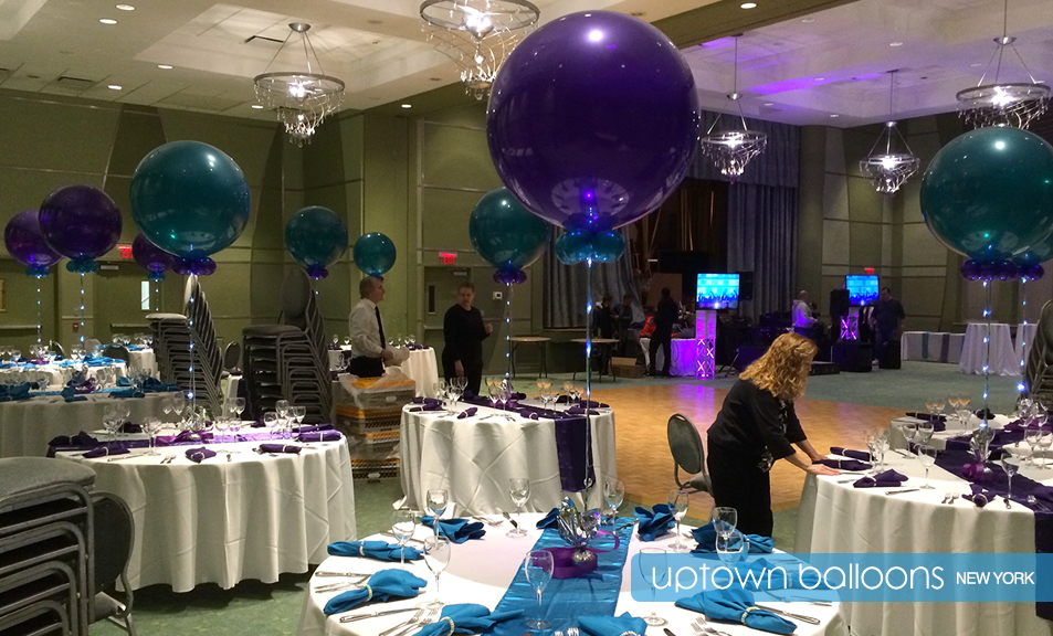 balloon centerpiece26