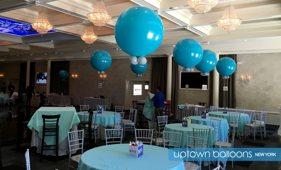 balloon centerpiece34