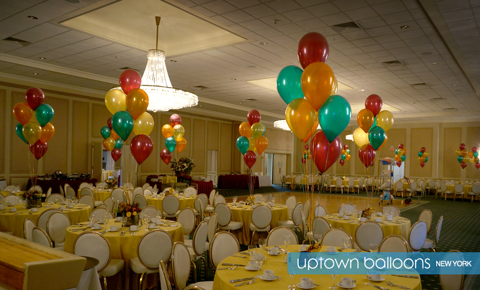 balloon centerpiece6